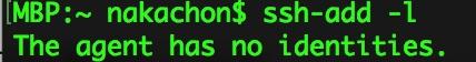 Nakachon nakachon 150 95 178 64 bash 113×42 と ConoHaにAtomのNuclideで接続しようとしてはまったこと その1